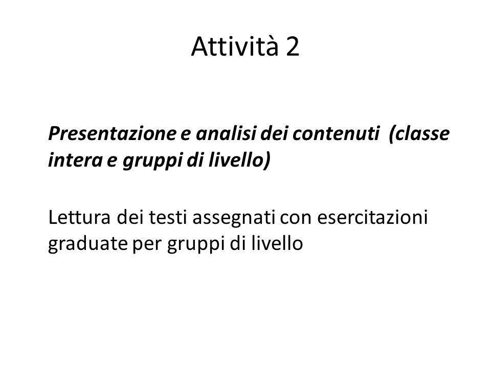 Attività 2