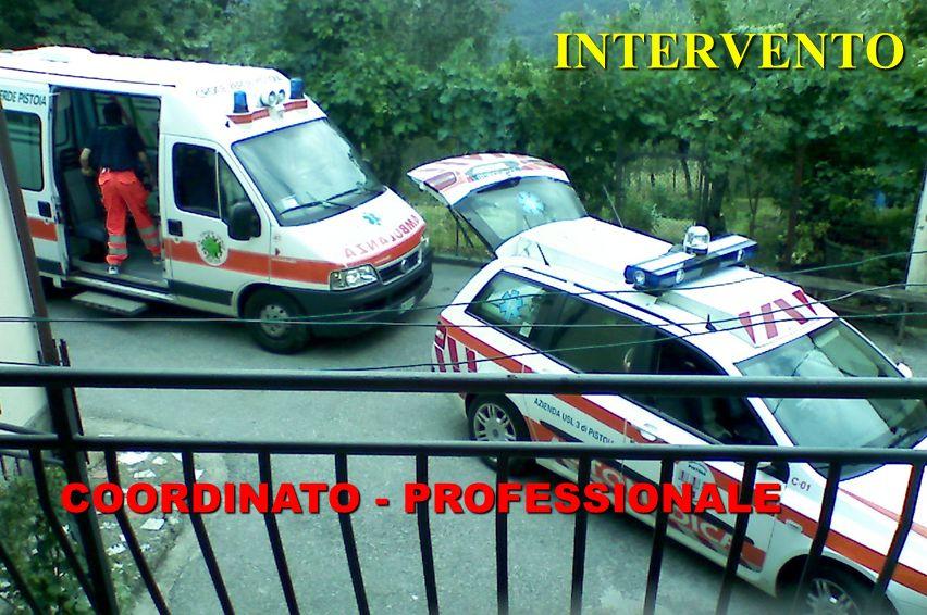 INTERVENTO COORDINATO - PROFESSIONALE