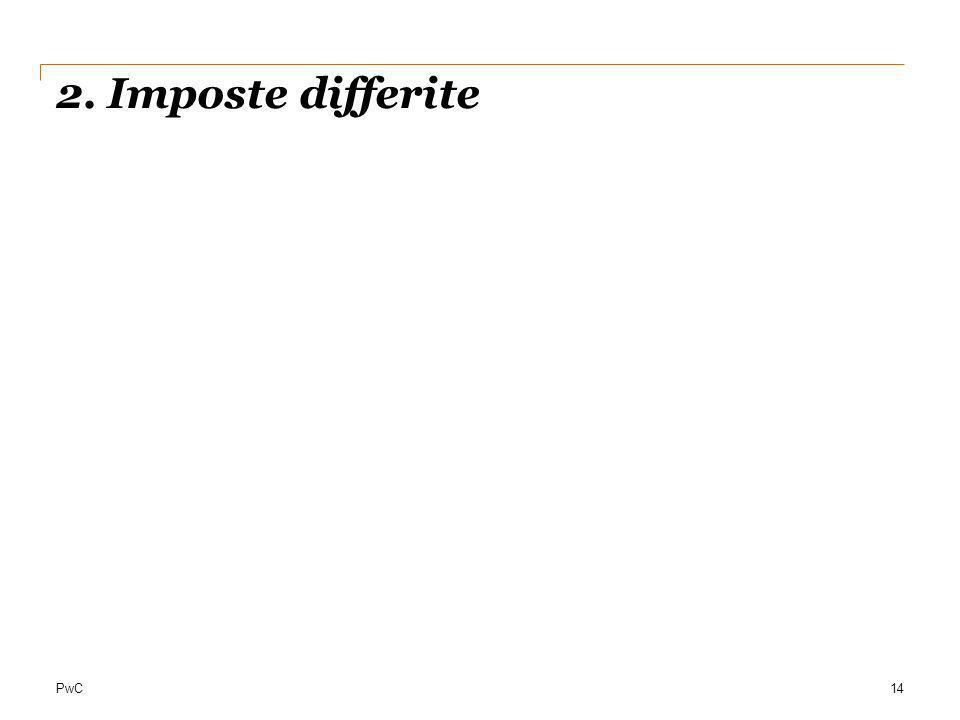 2. Imposte differite