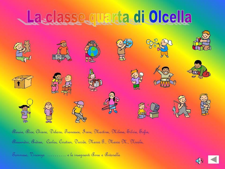 La classe quarta di Olcella