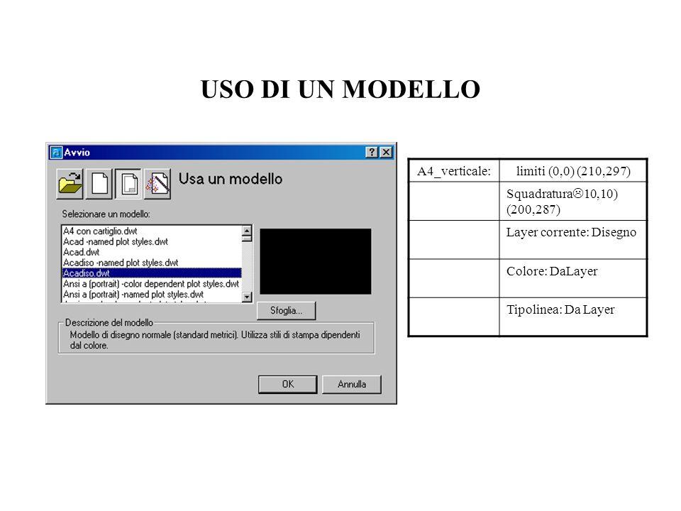 USO DI UN MODELLO A4_verticale: limiti (0,0) (210,297)