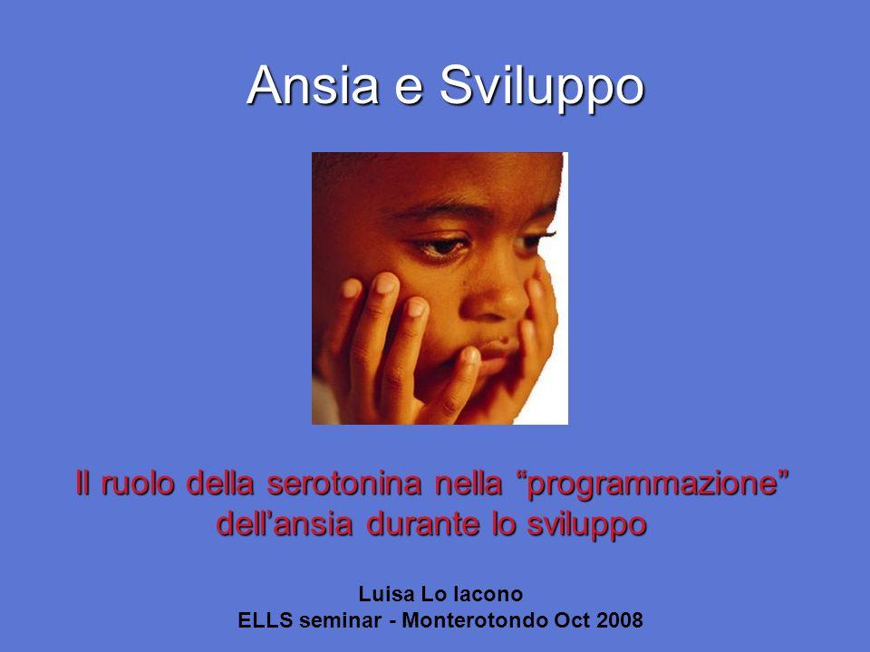 ELLS seminar - Monterotondo Oct 2008