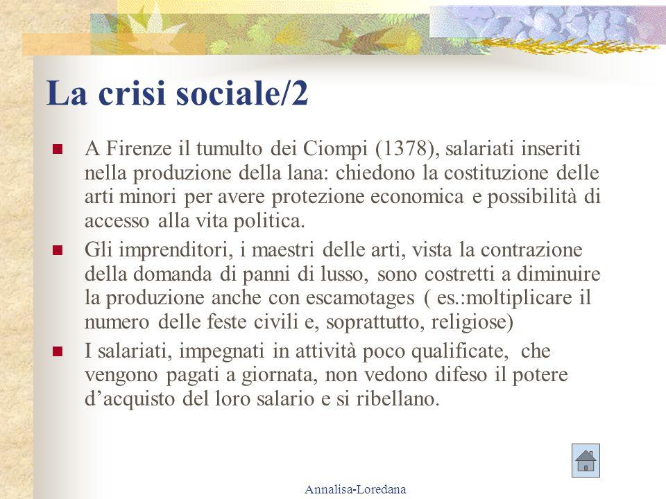 La crisi sociale/2