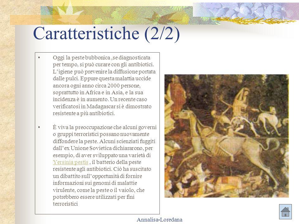 Caratteristiche (2/2)