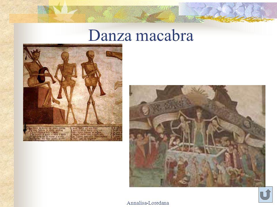 Danza macabra Annalisa-Loredana