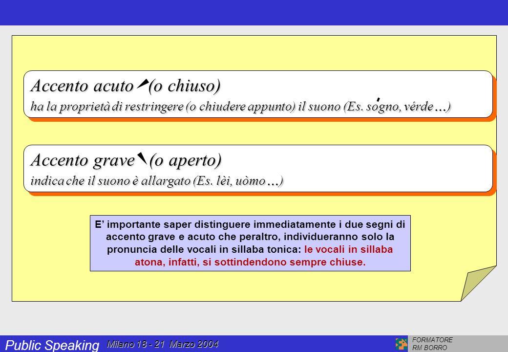 I vocaboli atoni VOCABOLI ATONI: si tratta di monosillabi non dotati di accento che si appoggiano all'accento tonico del vocabolo più vicino.