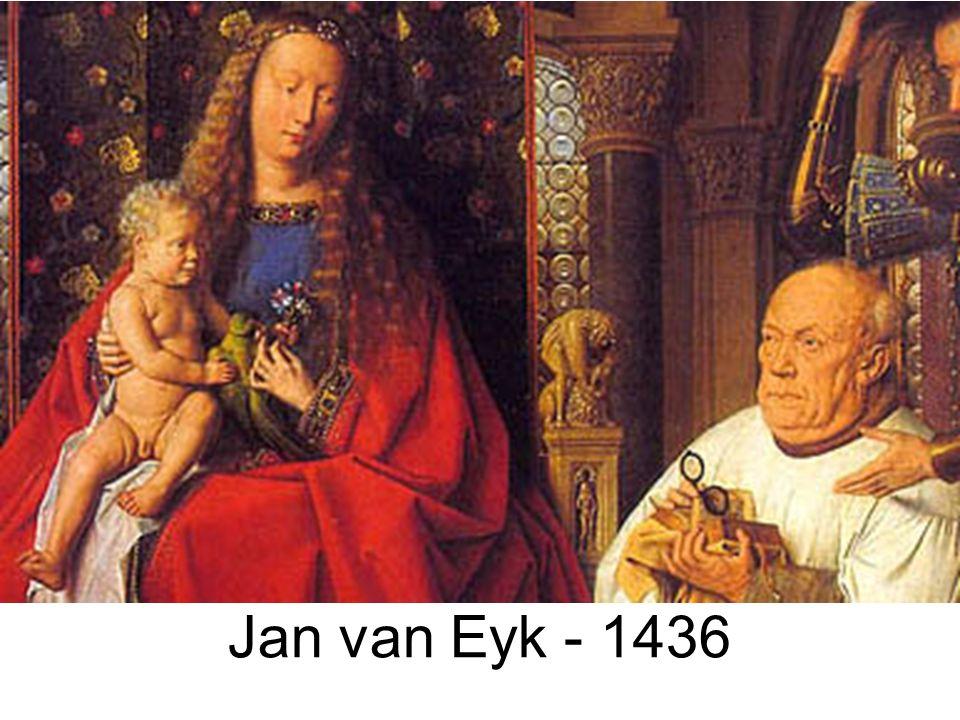 Jan van Eyk - 1436