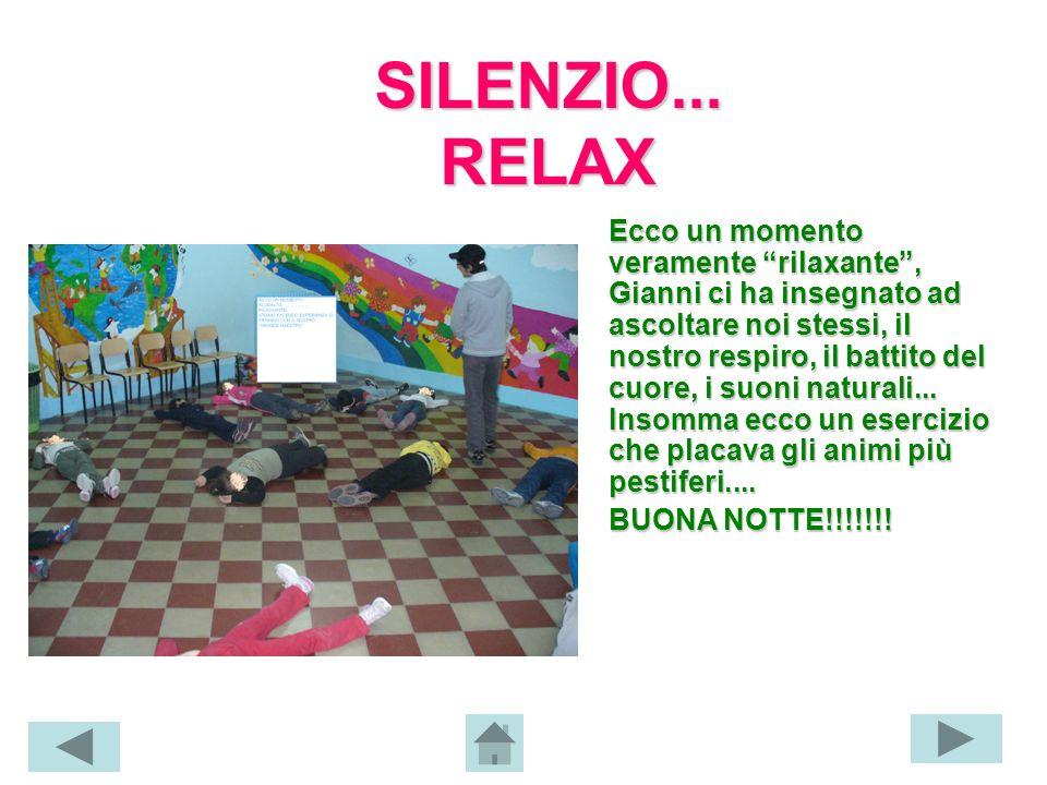 SILENZIO... RELAX