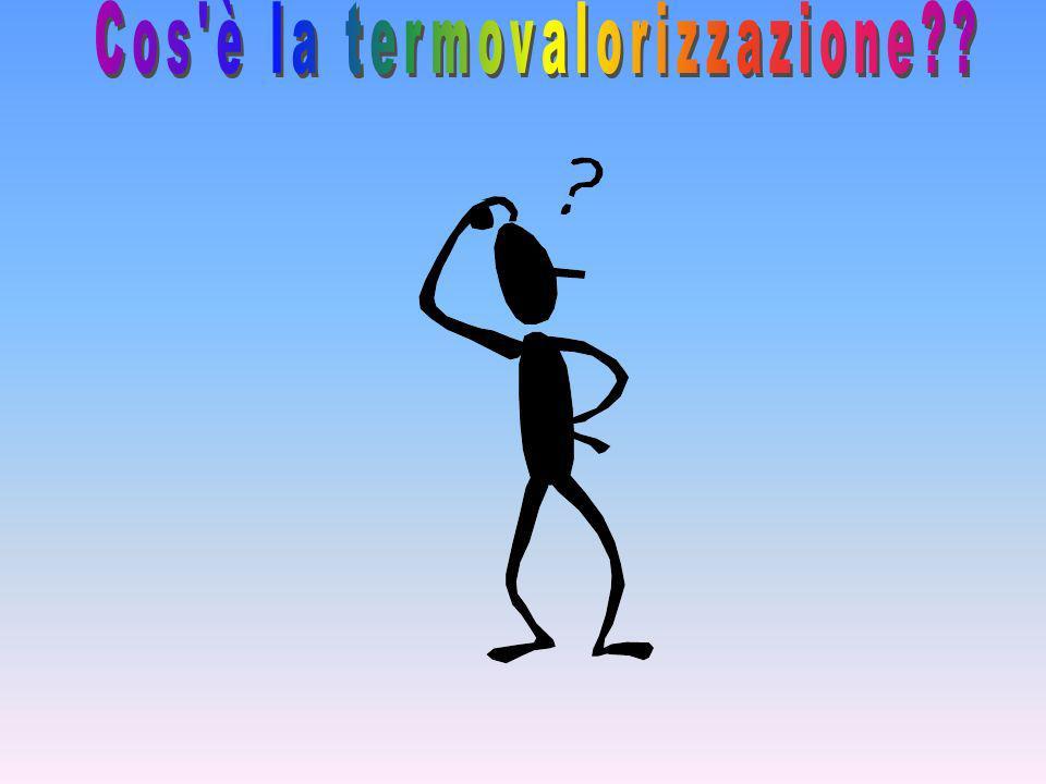 Cos è la termovalorizzazione