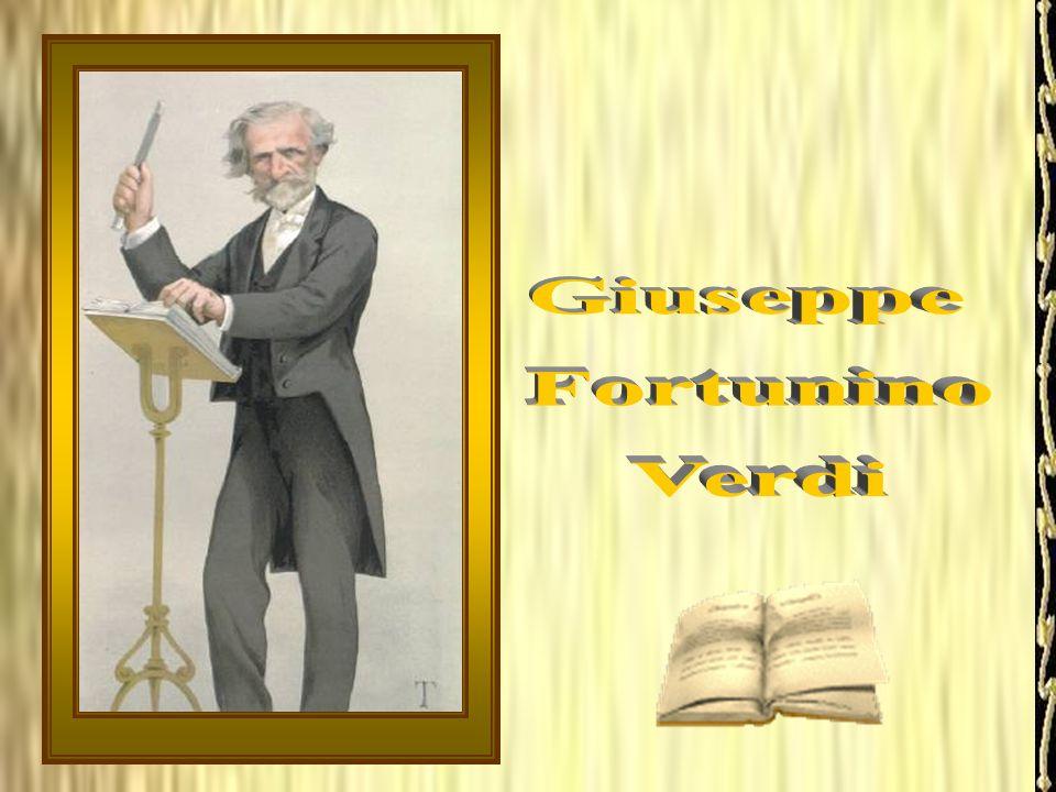 Giuseppe Fortunino Verdi