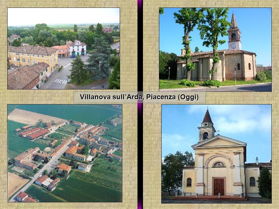 Villanova sull'Arda, Piacenza (Oggi)