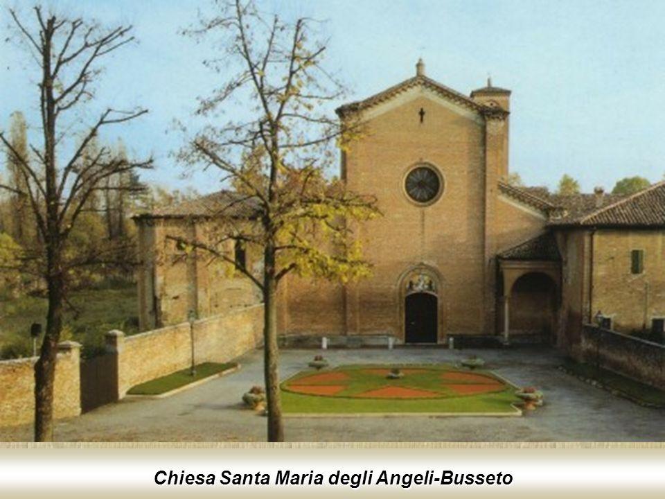 Chiesa Santa Maria degli Angeli-Busseto