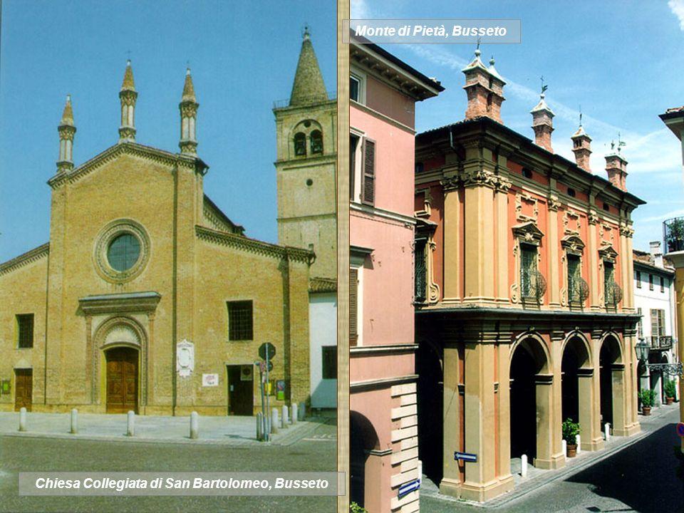 Chiesa Collegiata di San Bartolomeo, Busseto