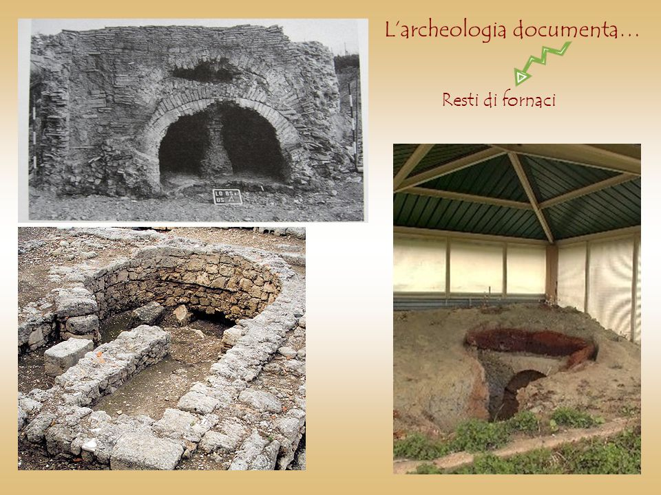 L'archeologia documenta…