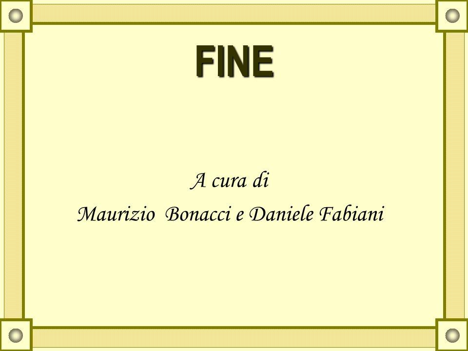 Maurizio Bonacci e Daniele Fabiani