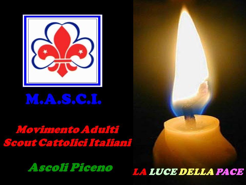 Movimento Adulti Scout Cattolici Italiani