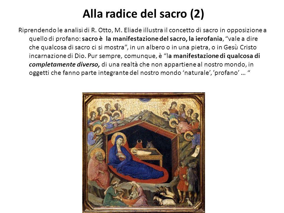 Alla radice del sacro (2)