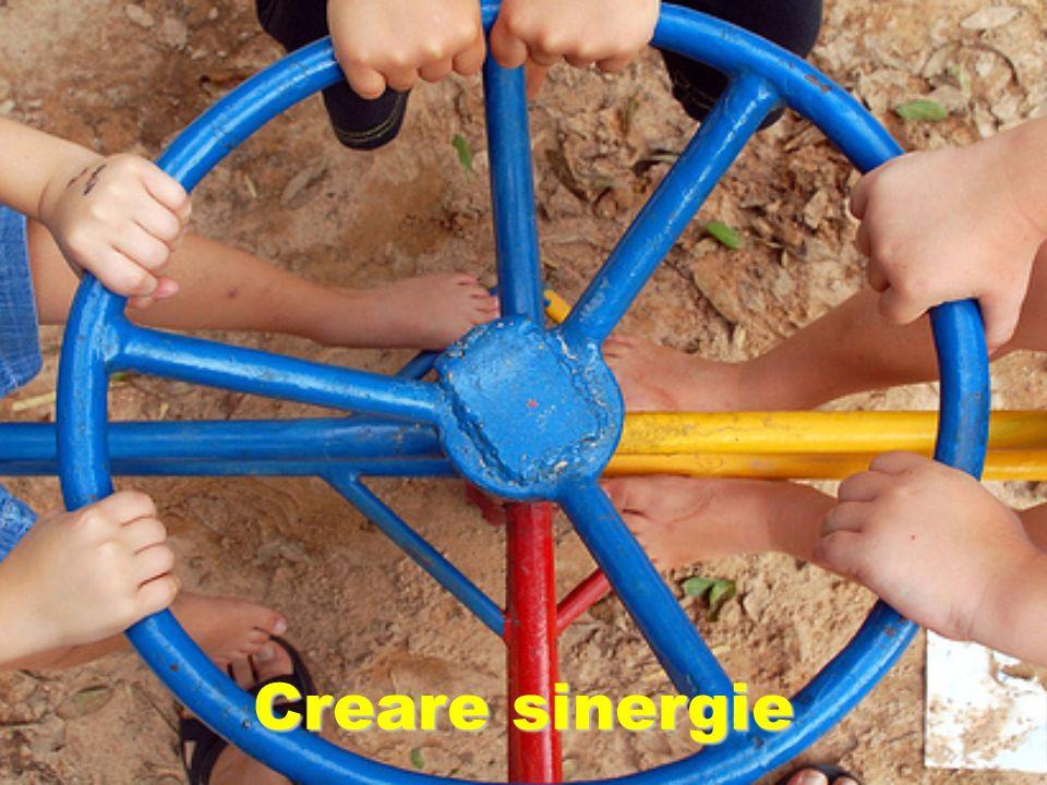 Creare sinergie