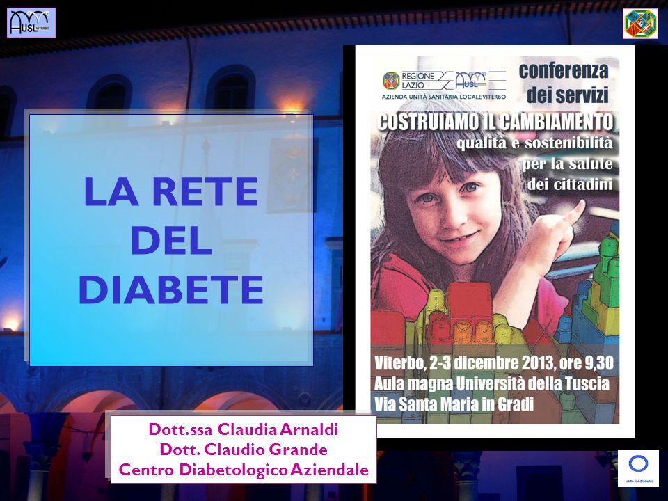 Dott.ssa Claudia Arnaldi Centro Diabetologico Aziendale