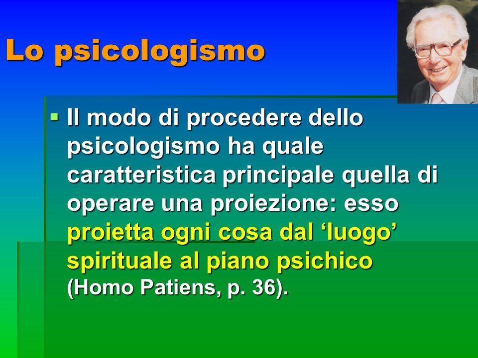 Lo psicologismo
