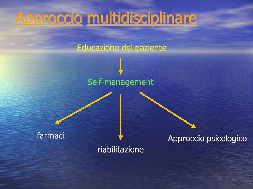 Approccio multidisciplinare
