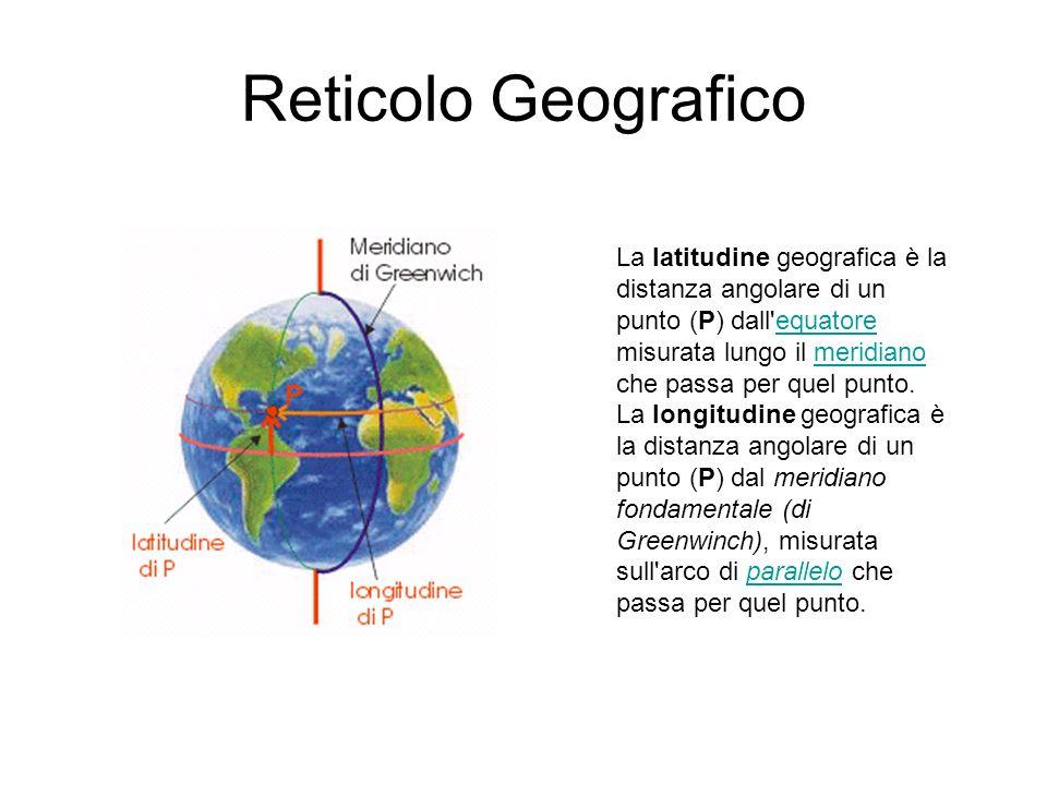 Reticolo Geografico