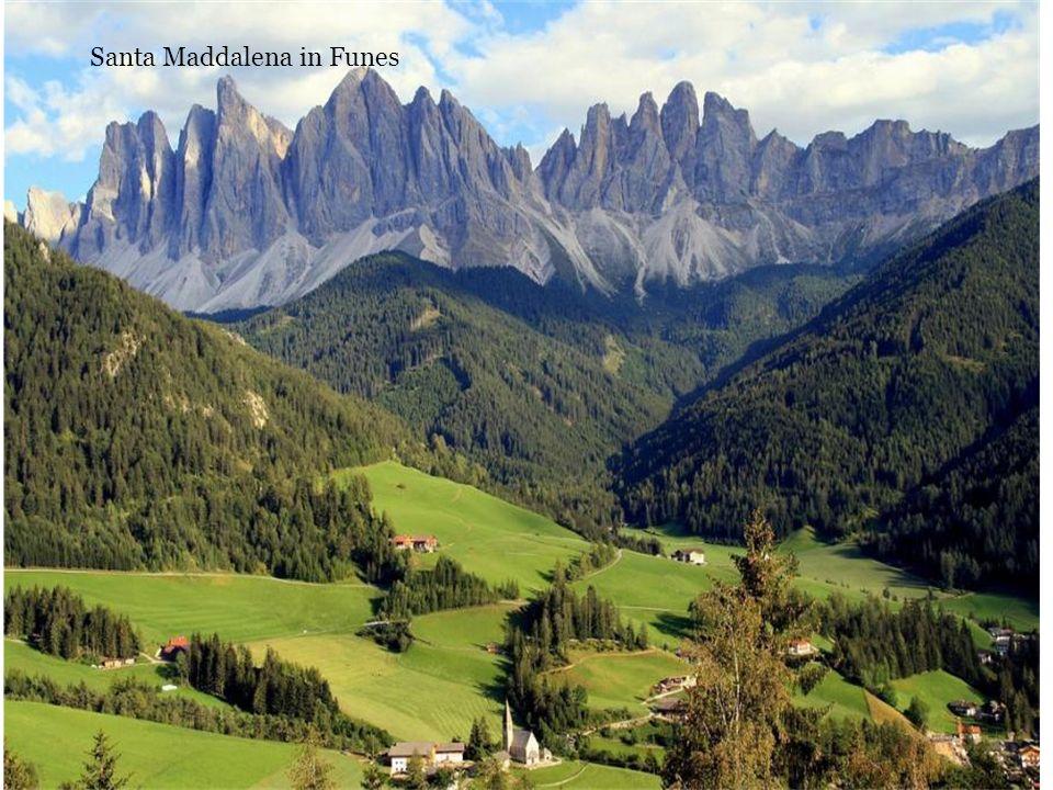 Santa Maddalena in Funes