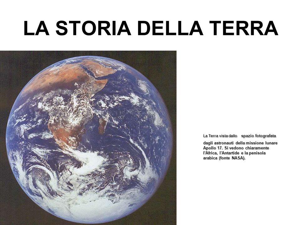 LA STORIA DELLA TERRA