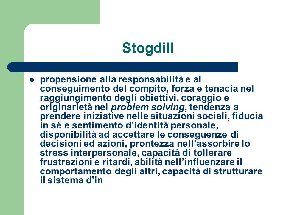 Stogdill
