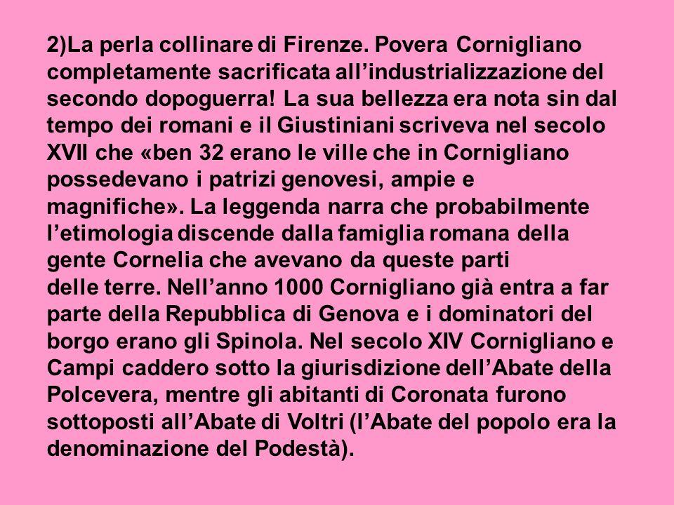2)La perla collinare di Firenze