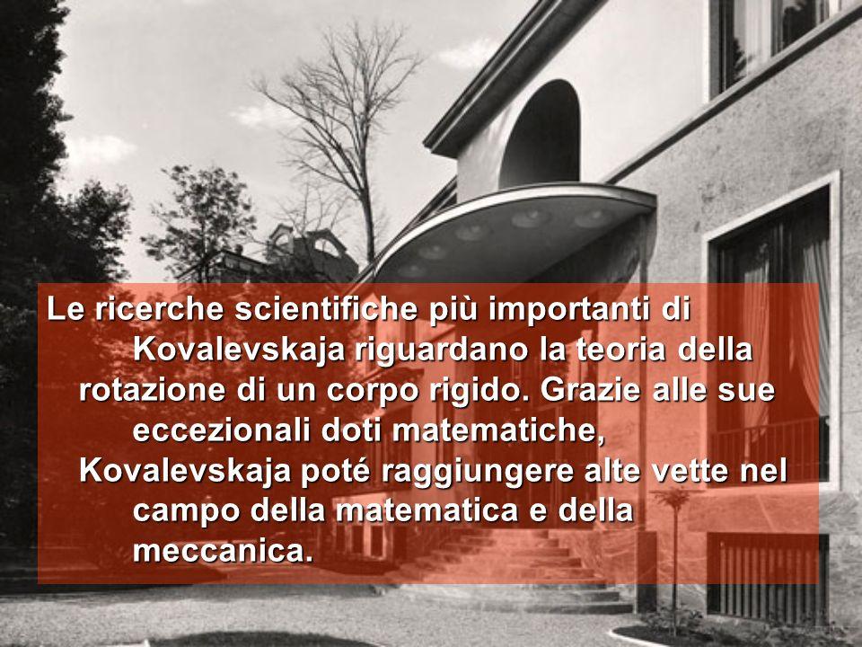 Le ricerche scientifiche più importanti di