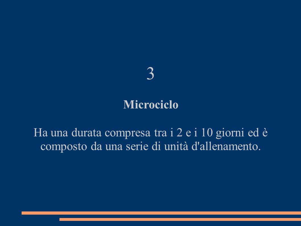 3 Microciclo.