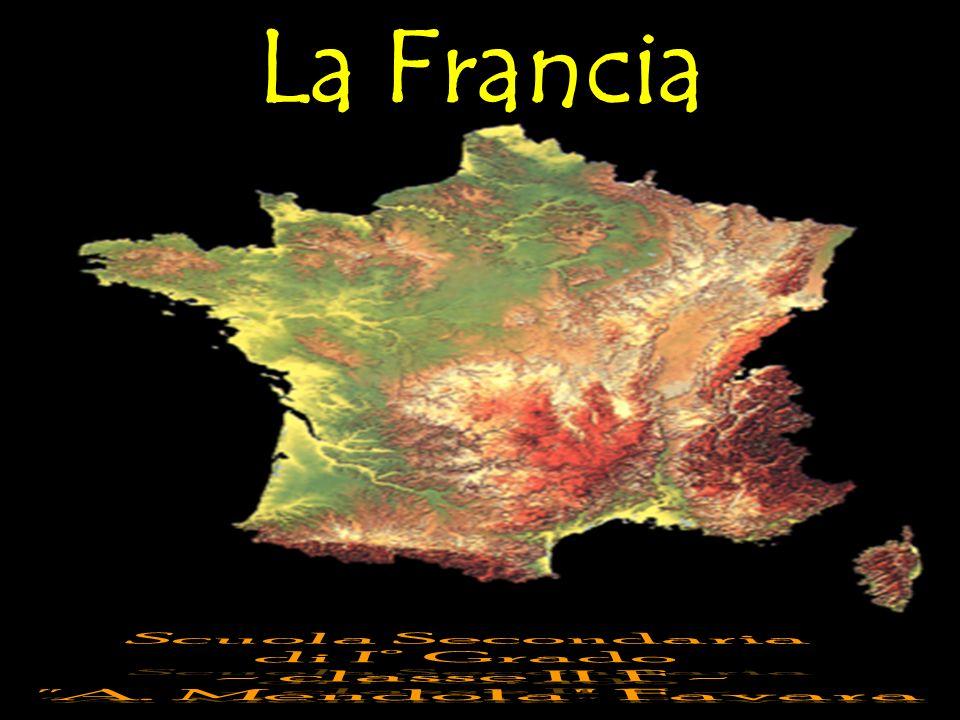 La Francia Scuola Secondaria di I° Grado - classe II F -