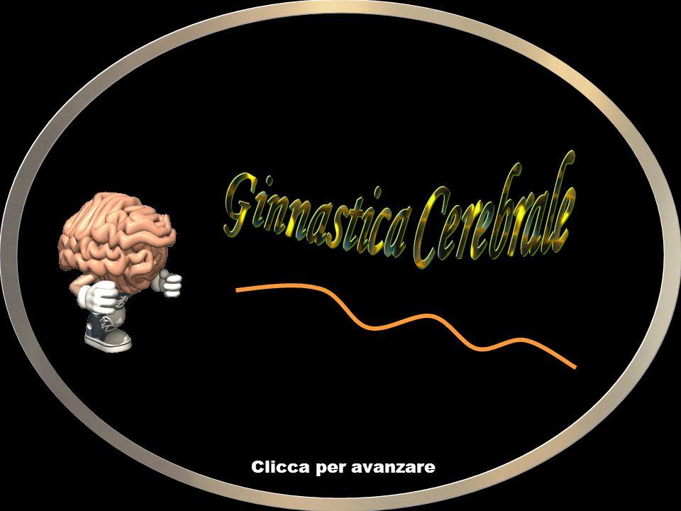 Ginnastica Cerebrale Clicca per avanzare