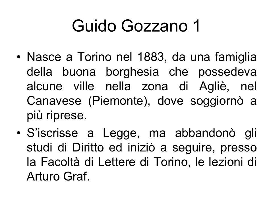 Guido Gozzano 1