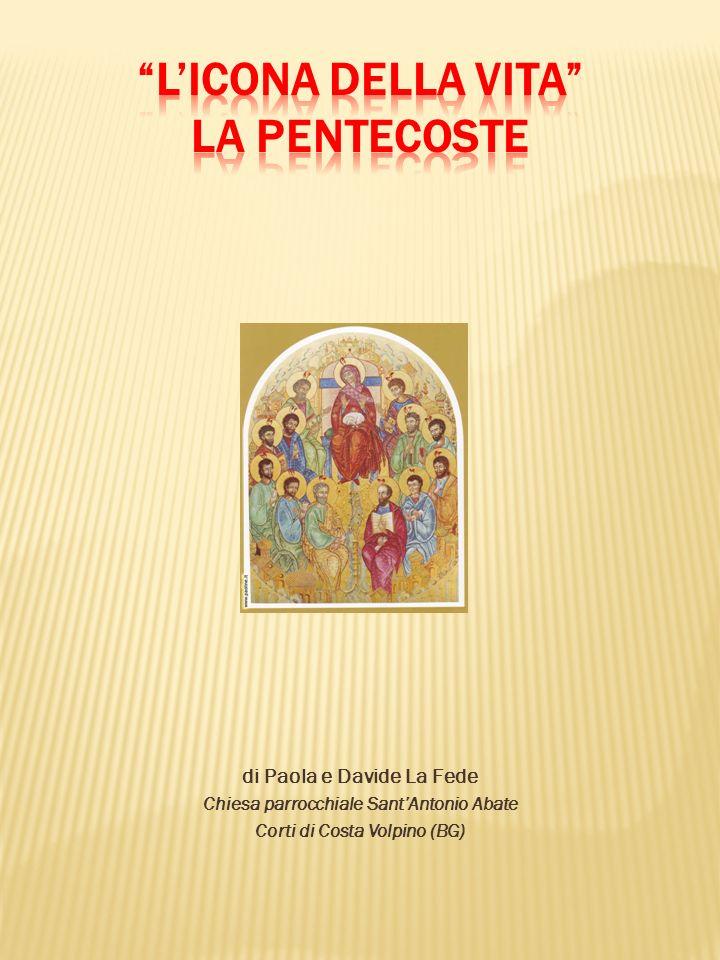 L'icona della vita La pentecoste