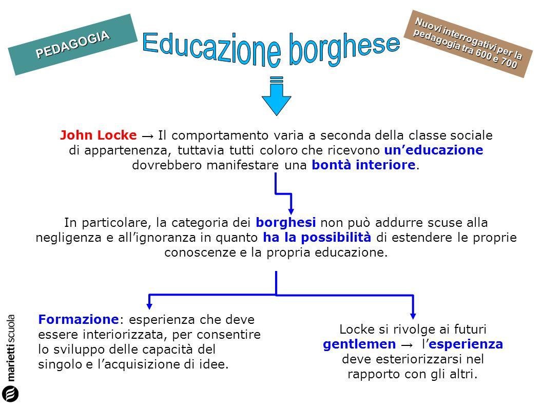 Educazione borghese
