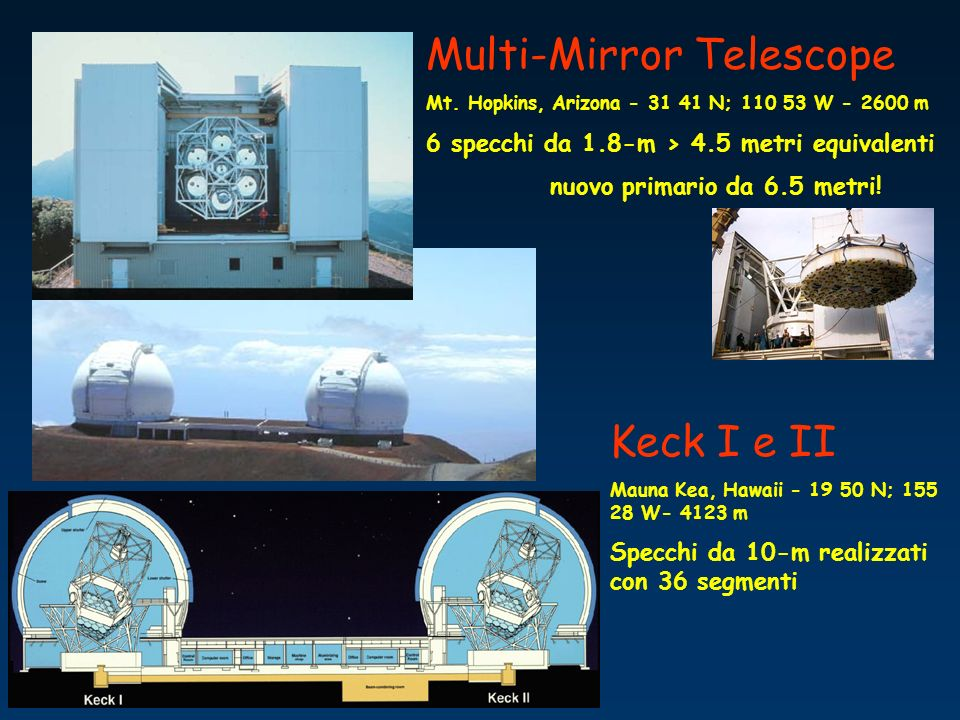 Multi-Mirror Telescope