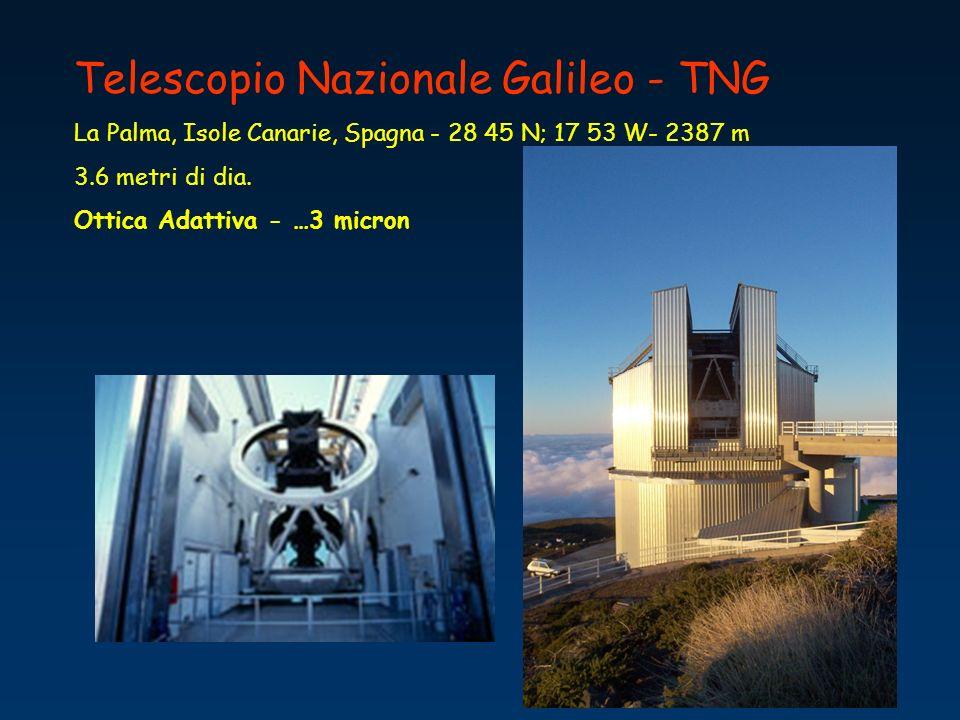 Telescopio Nazionale Galileo - TNG