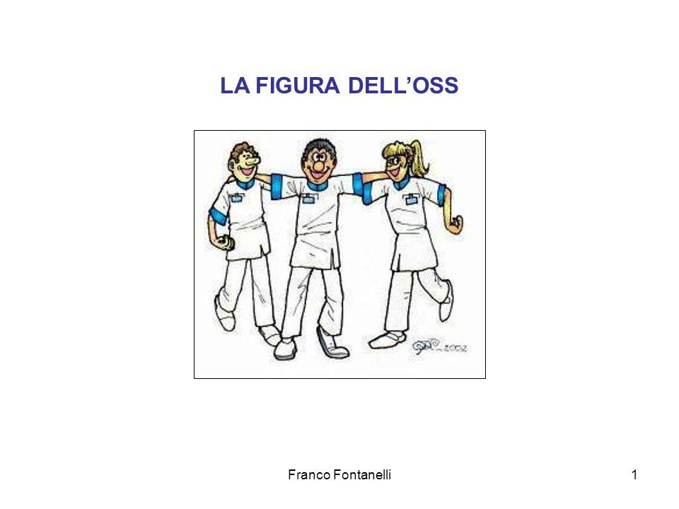 LA FIGURA DELL'OSS Franco Fontanelli