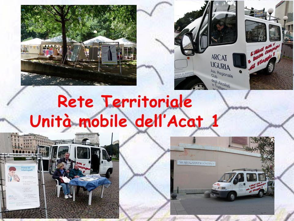 Unità mobile dell'Acat 1