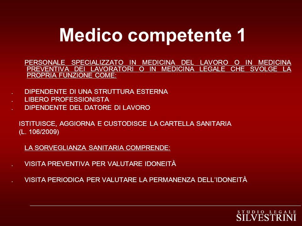 Medico competente 1