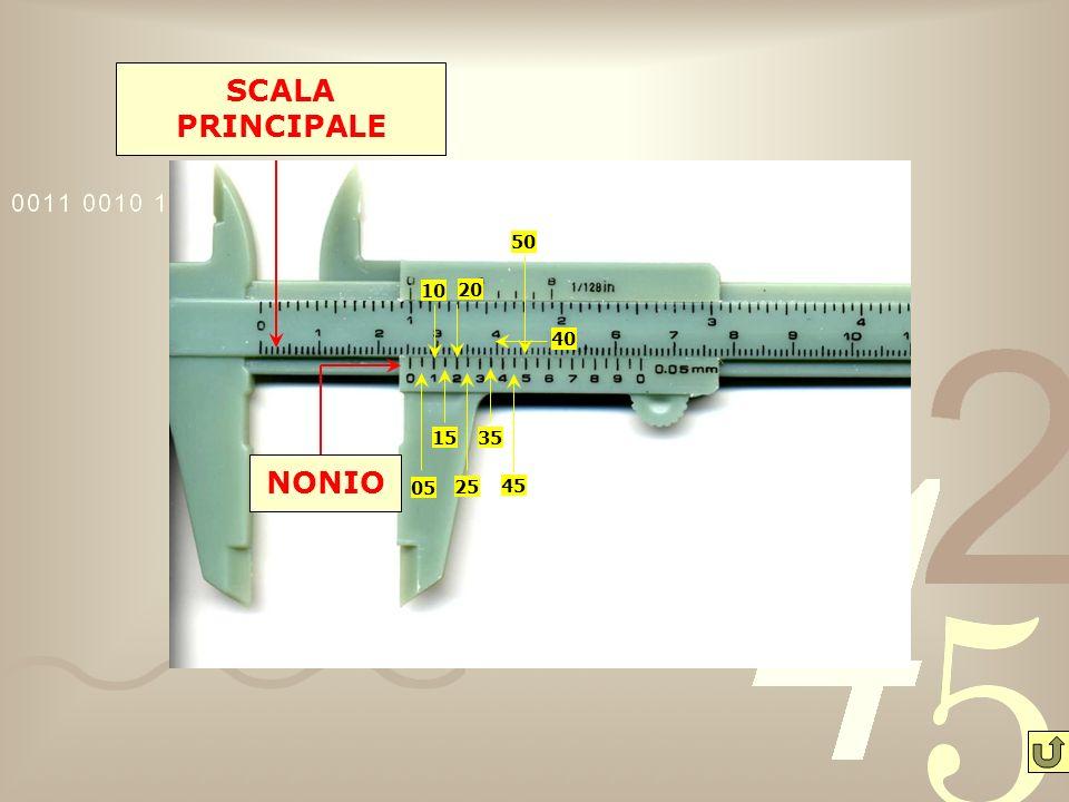 SCALA PRINCIPALE NONIO