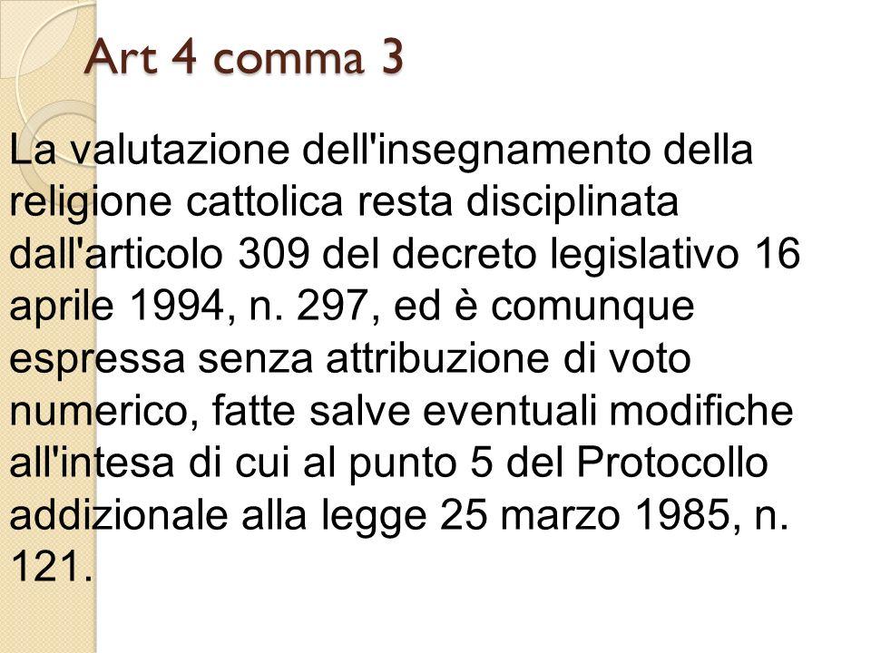 Art 4 comma 3