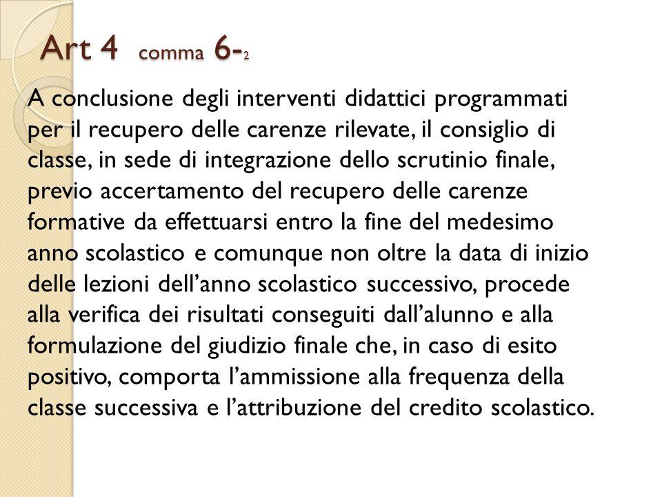 Art 4 comma 6-2