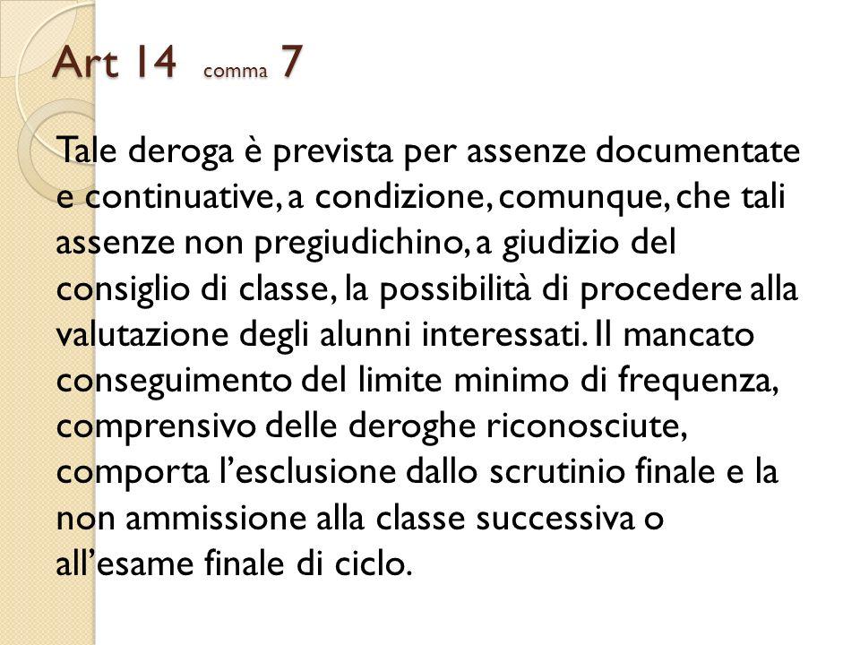Art 14 comma 7