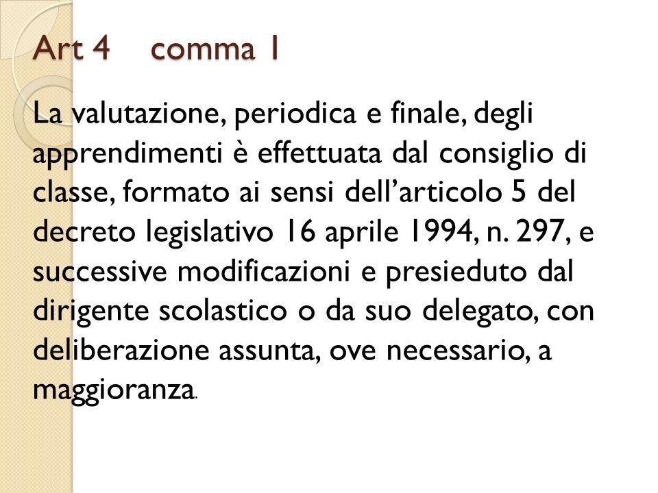 Art 4 comma 1