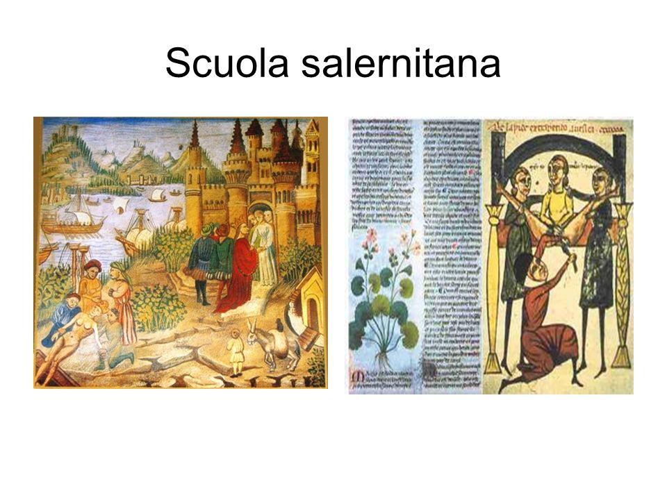 Scuola salernitana