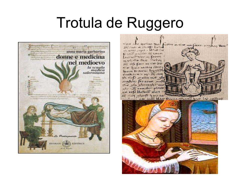 Trotula de Ruggero