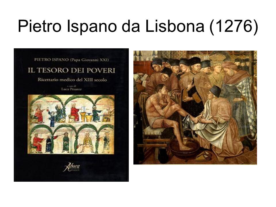 Pietro Ispano da Lisbona (1276)